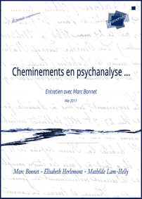 Cheminements en psychanalyse - DVD -